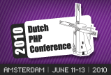 Dutch PHP Conference 2010